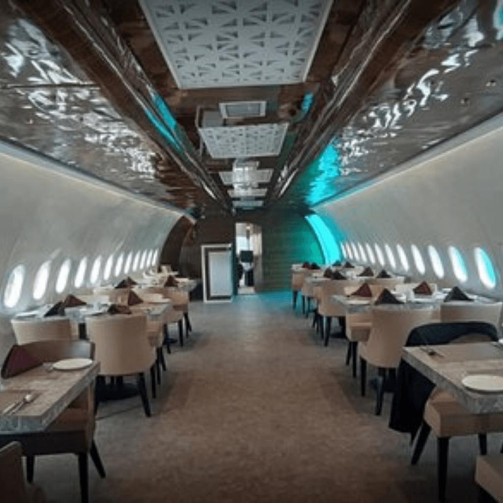 aerodine restaurant dehradun